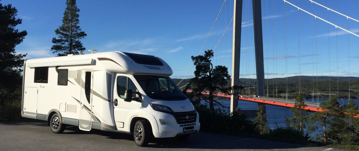 Höga kustenbron mer än bara en bro - en norrländsk pärla